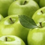 12-ФК-0001 яблоки зеленые